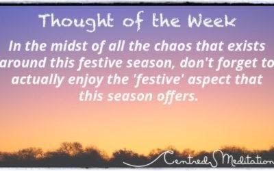 'Tis The Season To Be…Stressed?!