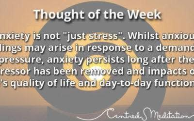Anxious or Anxiety?