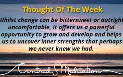 The Bittersweet Nature Of Change