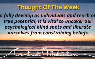 Uncovering Psychological Blind Spots