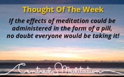 Are you a closet meditator?